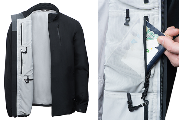 Cubed Travel Jacket