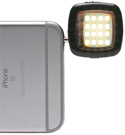 DL-DV16 LED Smartphone Light